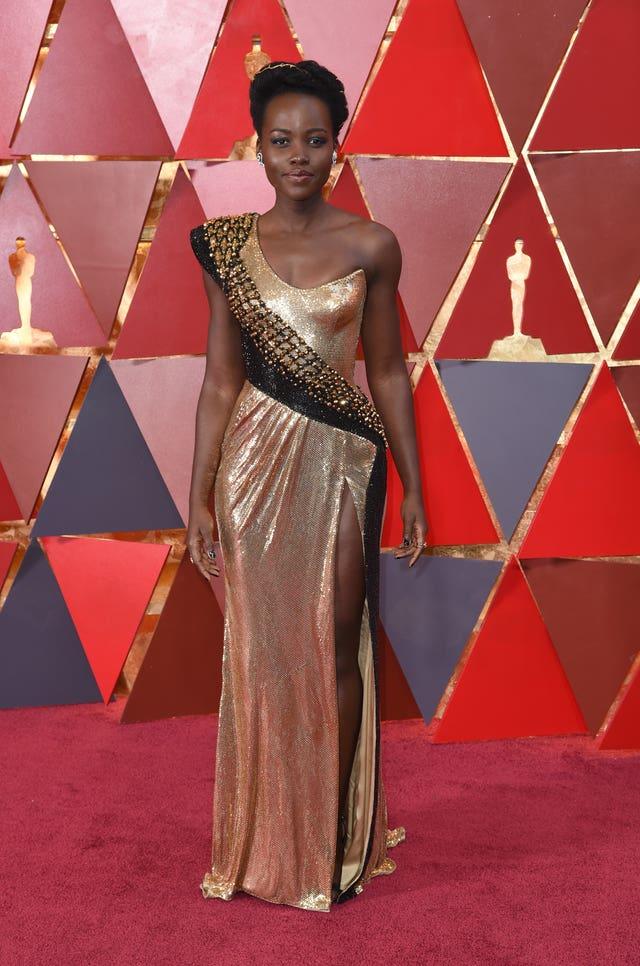 Lupita Nyong'o (Richard Shotwell/Invision/AP)