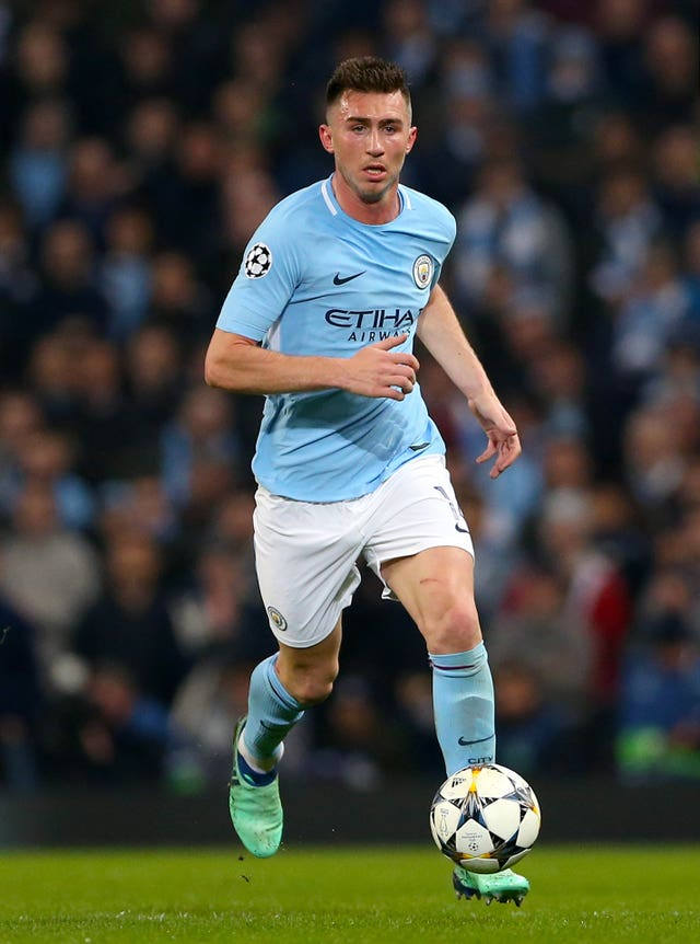 City's 2018 spending will not end with the £57million signing of Aymeric Laporte