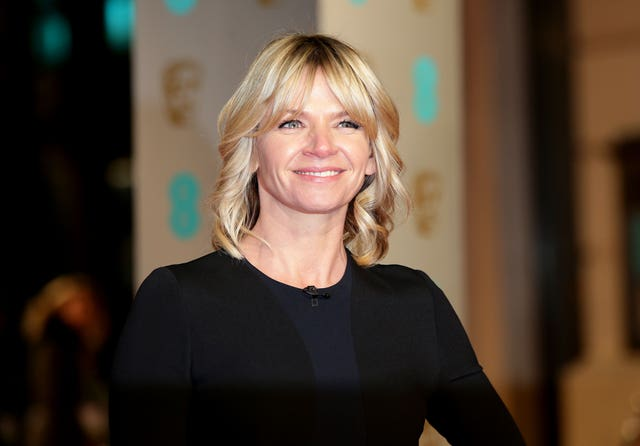 Zoe ball at The Queen's Birthday Party