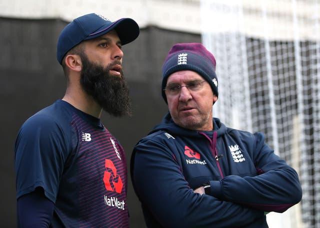 All-rounder Moeen Ali (left) is expected to return as a second spinner.