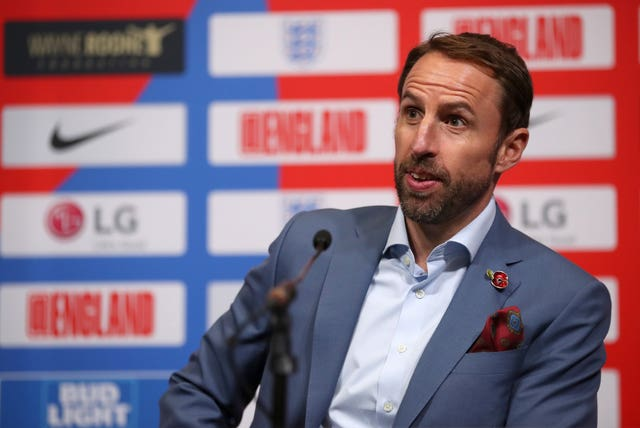 Gareth Southgate met the media on Thursday