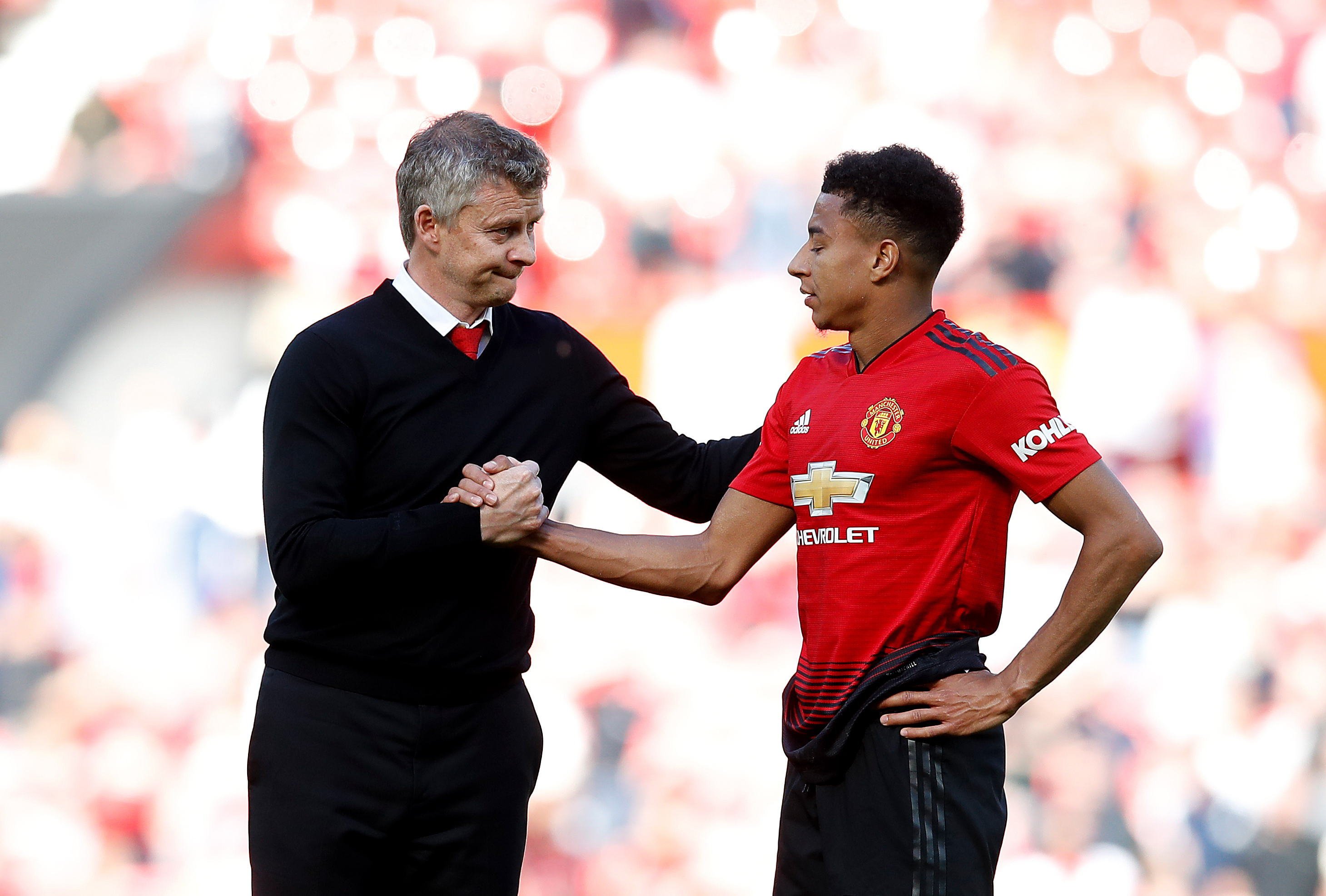 Ole Gunnar Solskjaer confirms Manchester United target has made transfer decision