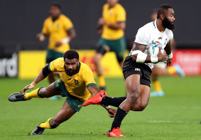 Australia v Fiji – Pool D – 2019 Rugby World Cup – Sapporo Dome