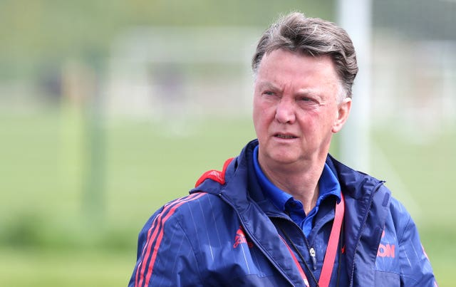 Louis Van Gaal struggled to attract top talent during his time at United