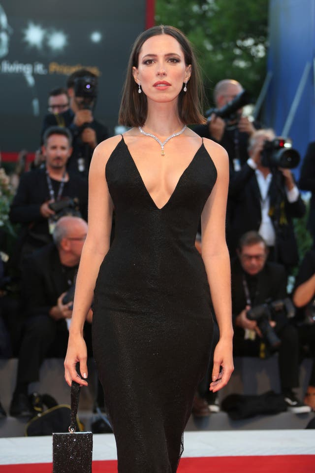 Italy Venice Film Festival mother Red Carpet