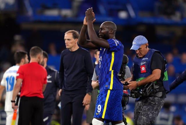 Chelsea 1 - 0 Zenit St.Petersburg: Romelu Lukaku breaks the deadlock as champions Chelsea open up defence with win
