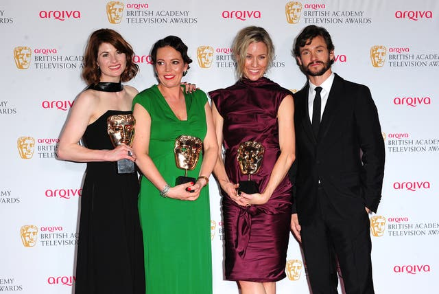 Arqiva British Academy Television Awards – Press Room – London