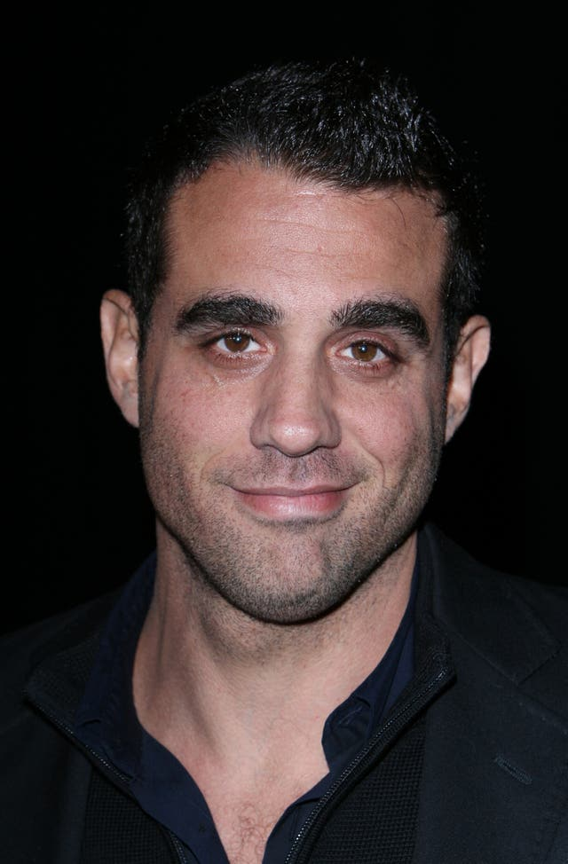 Bobby Cannavale arrives at an event