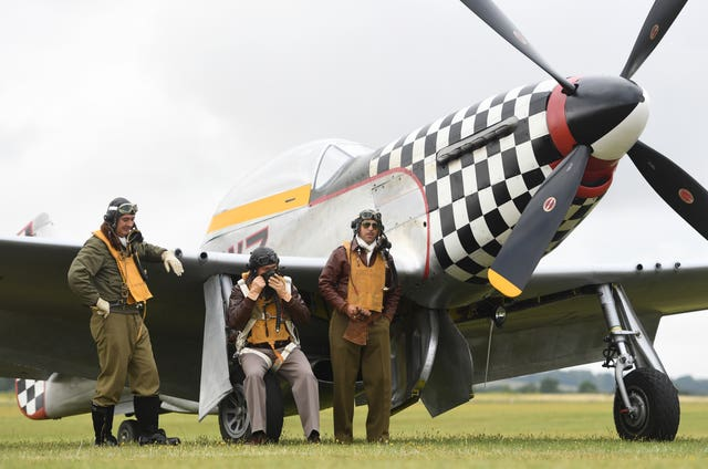Flying Legends Air Show