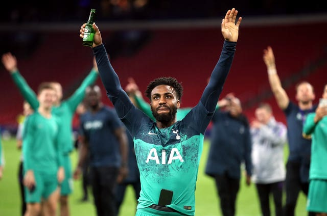 Danny Rose could also be heading towards the Tottenham exit door.