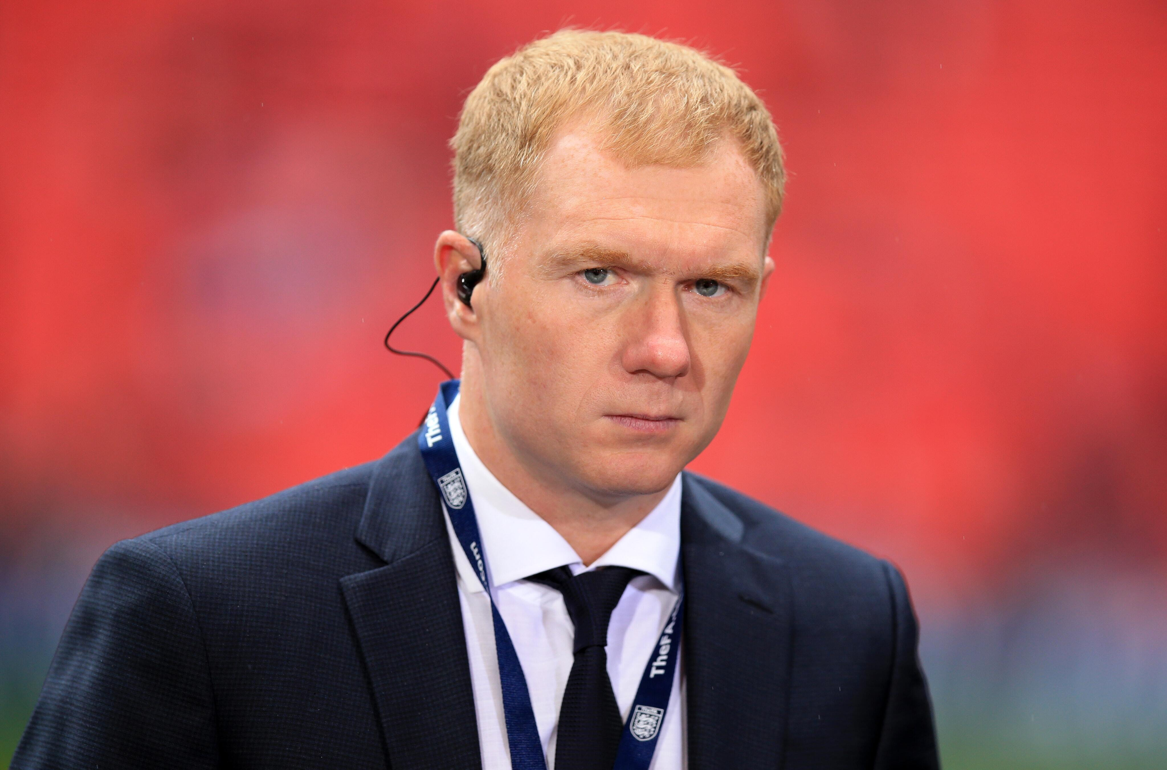 Mourinho's mouth out of control: Scholes