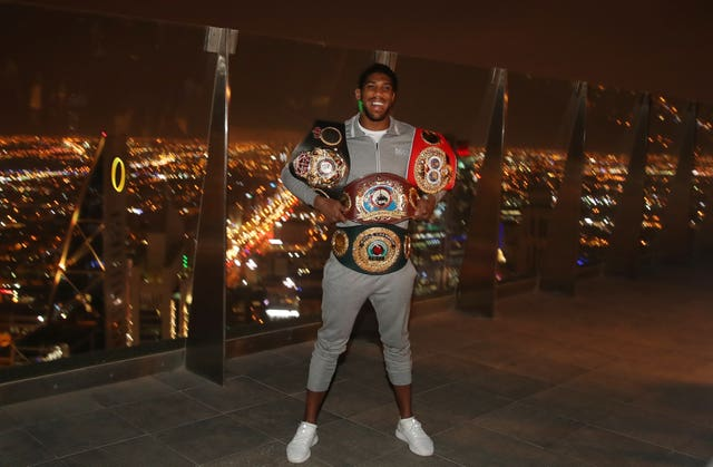 Anthony Joshua became a world champion for the second time in Riyadh as he proved too strong for Andy Ruiz Jr