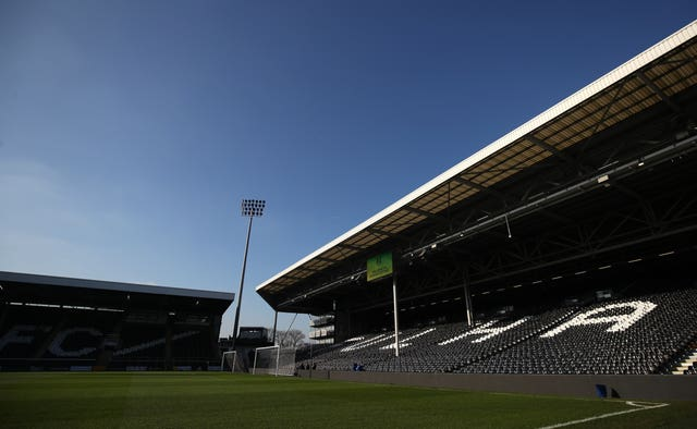 Fulham's Craven Cottage first became their home in 1896 (Adam Davy/PA Images)