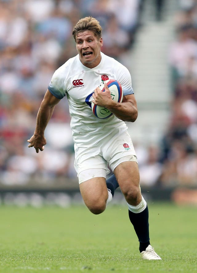 Piers Francis played for England against the Barbarians