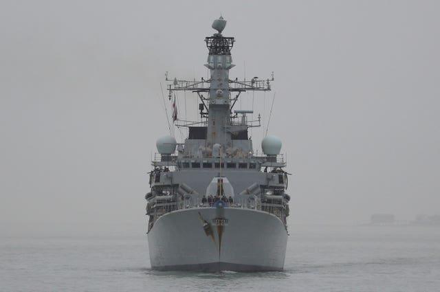 Royal Navy stock