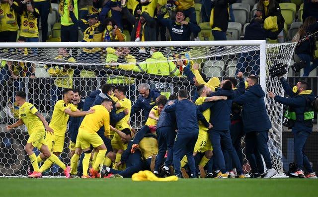 Villarreal 1 - 1 Manchester United: Penalty heartache for David De Gea as Man United lose in Europa League final