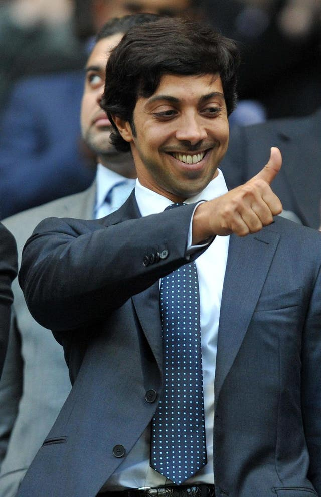 City are now in their second decade of ownership by Sheikh Mansour bin Zayed