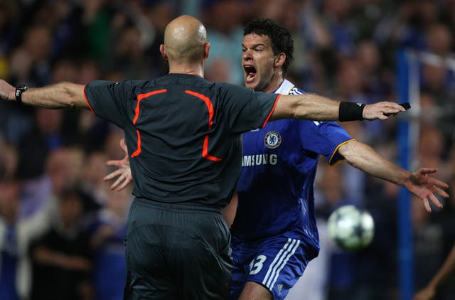 Soccer – UEFA Champions League – Semi Final – Second Leg – Chelsea v Barcelona – Stamford Bridge