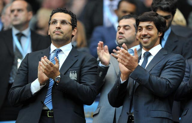 Michael Brown does not believe Manchester City's owners will walk away