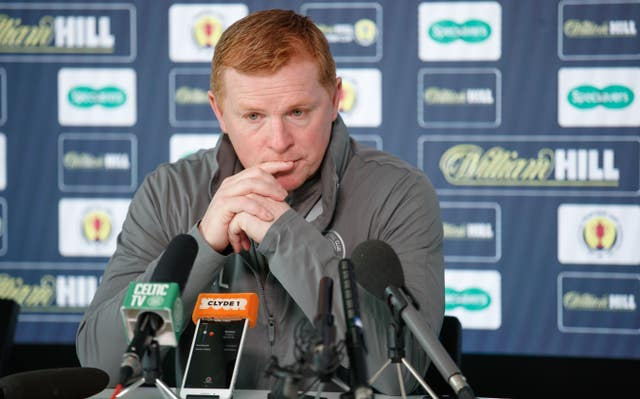 Neil Lennon has a Scottish Cup final date with Hearts to look forward to