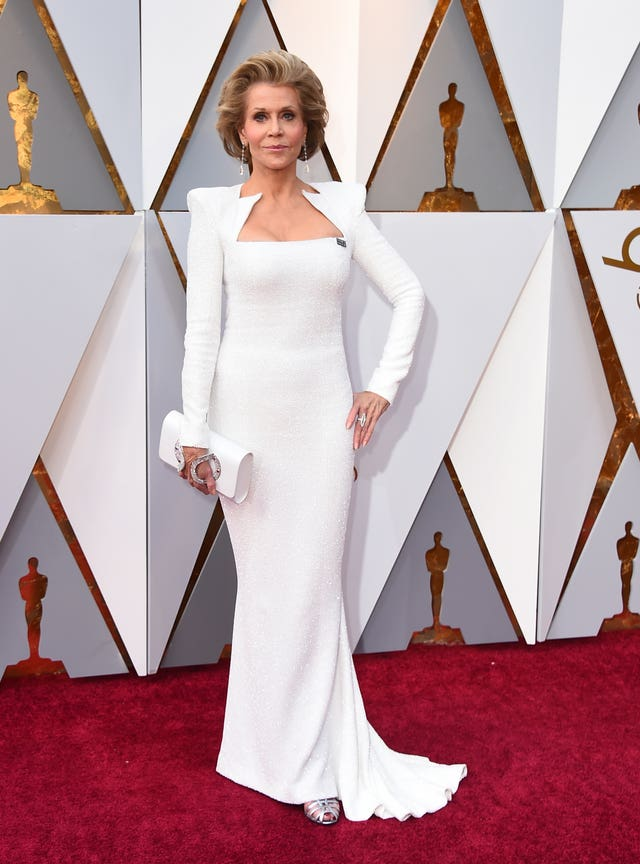 Jane Fonda (Jordan Strauss/Invision/AP)