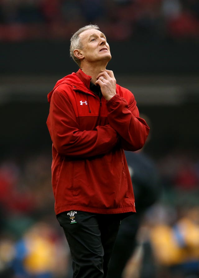 Rob Howley has been sent home from the World Cup for an alleged breach of betting rules