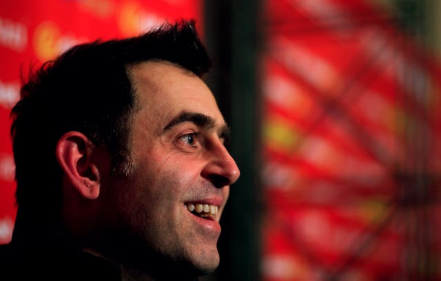 O'Sullivan apologised in China