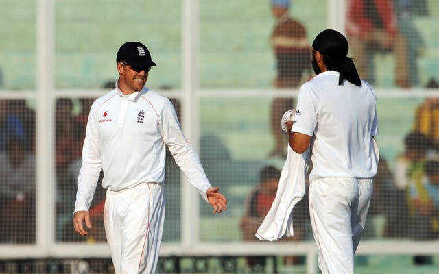 Graeme Swann and Monty Panesar spun England to an unlikely win