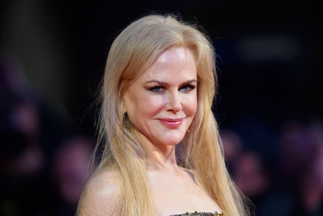 Nicole Kidman was linked to a previous film attempt (PA)