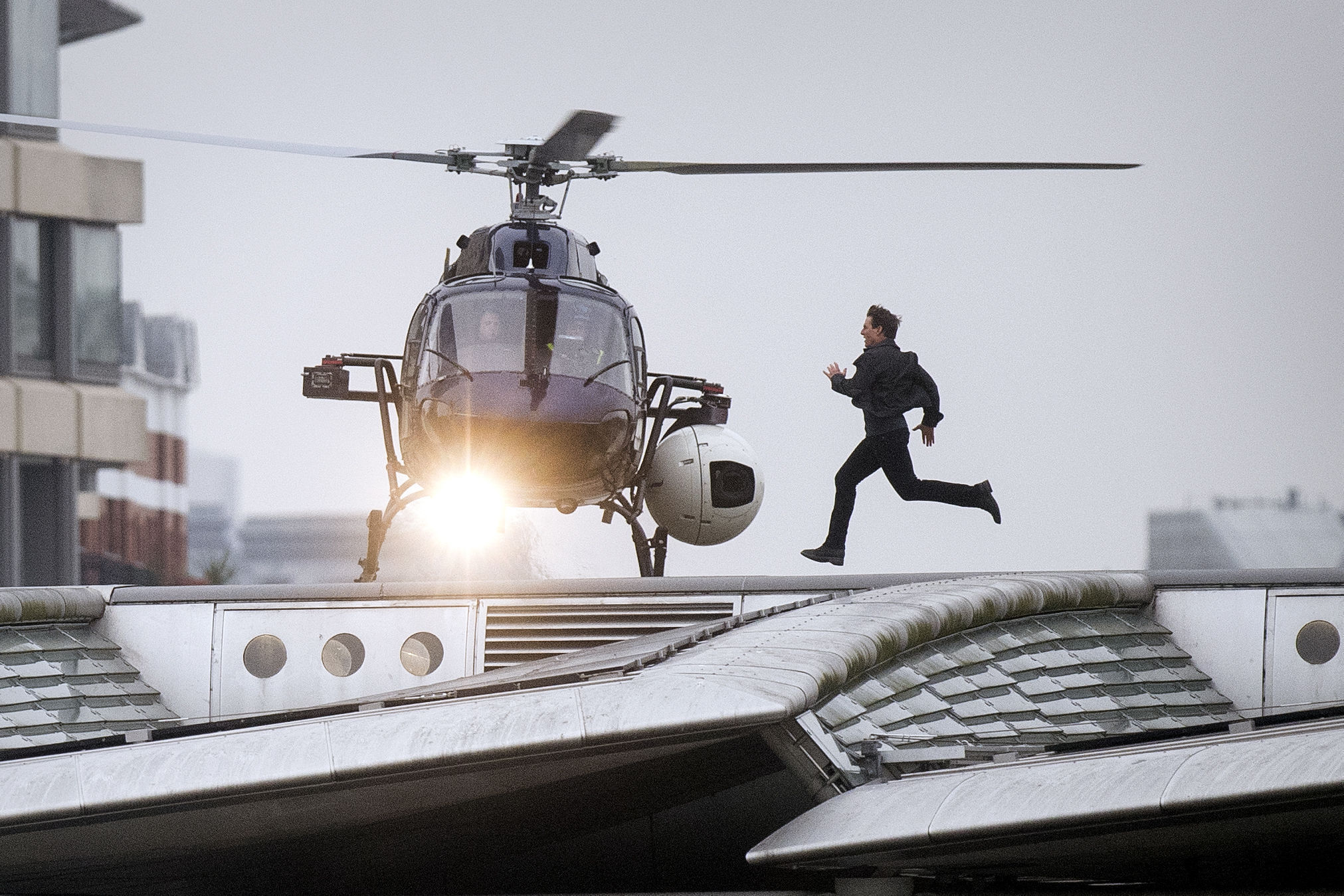 Tom Cruise reveals new Mission: Impossible film title in Instagram debut