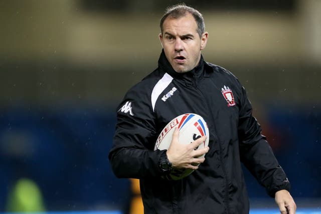 Ian Watson is 80 minutes away from Old Trafford