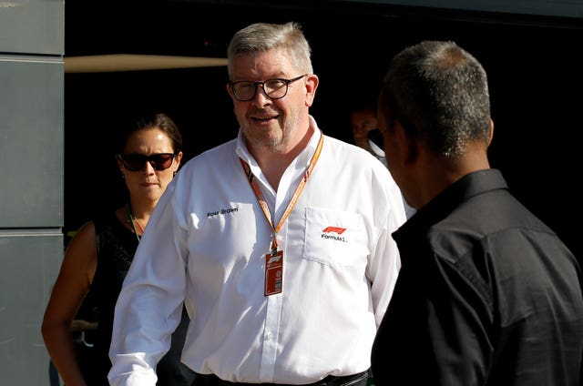 Ross Brawn backed Mercedes' team orders at the Russian Grand Prix