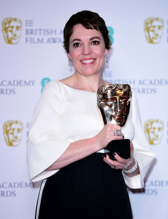 EE British Academy Film Awards 2019 – Press Room – London