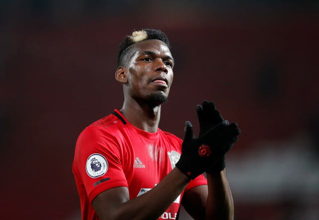 Paul Pogba could leave United in the summer