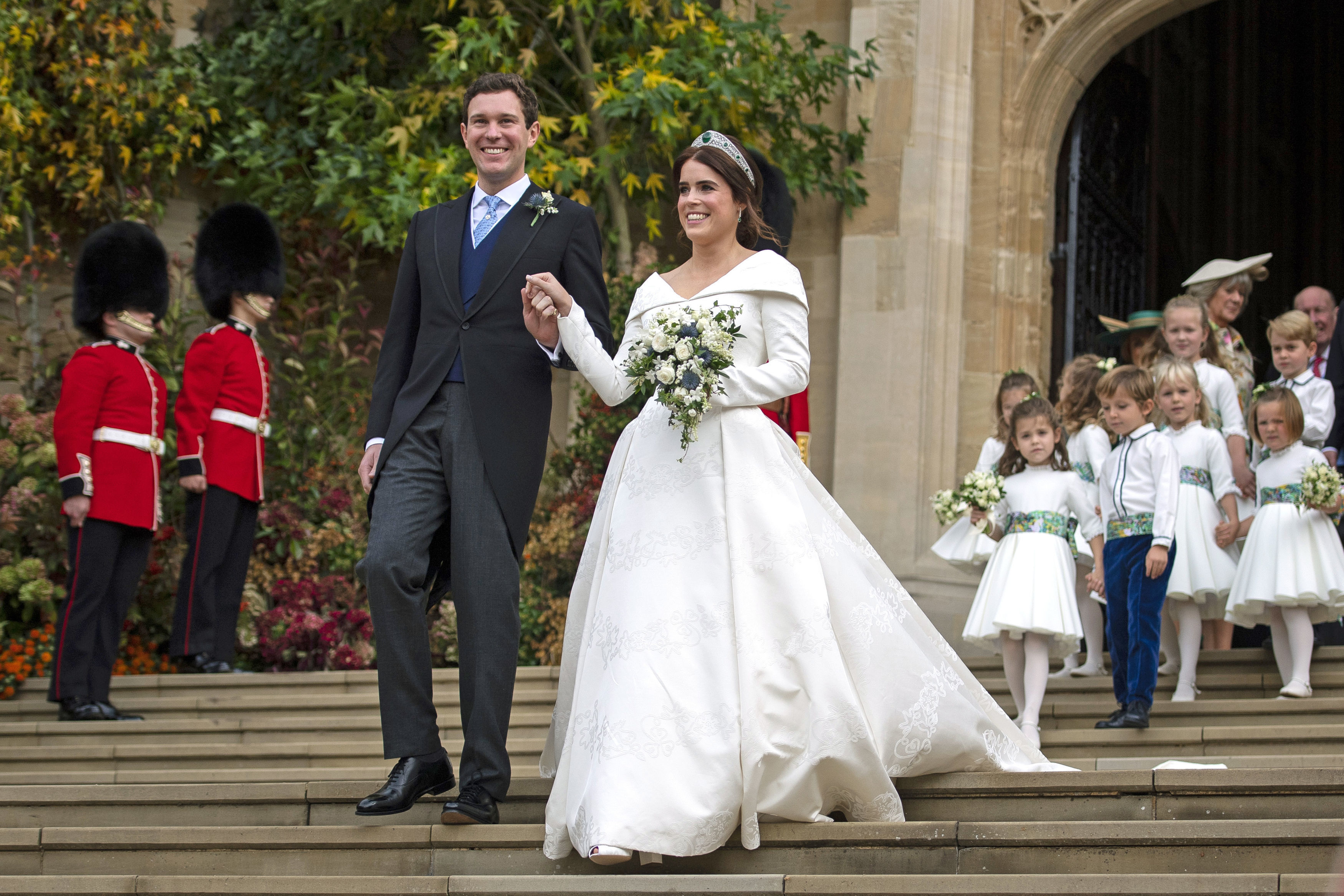 Five biggest questions about Princess Eugenie's royal baby answered
