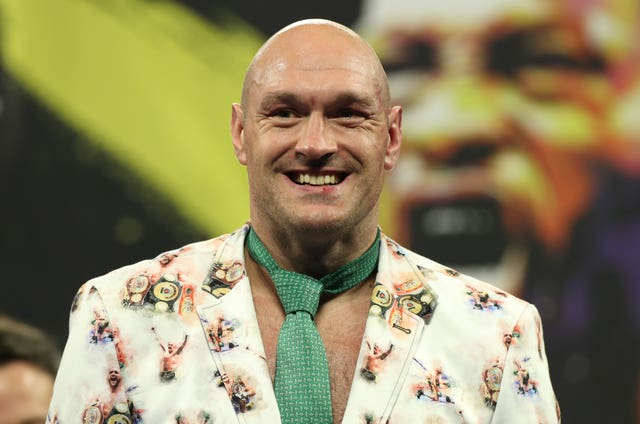 Anthony Joshua has agreed in principle to fight Tyson Fury (pictured) twice in 2021
