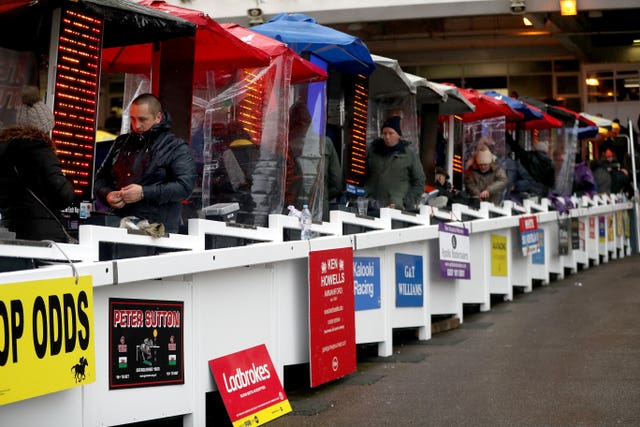 Bookmakers well covered up on day one of the Cheltenham Festival