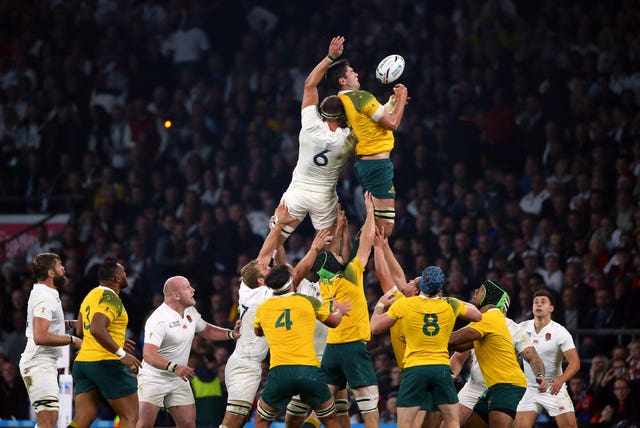 England fail to progress past the pool stages of the 2015 World Cup after being defeated by Australia, who go on to finish second in the tournament to New Zealand