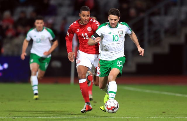Denmark 0 - 0 Republic of Ireland: Toothless Republic grind out draw at end of Nations League campaign to forget