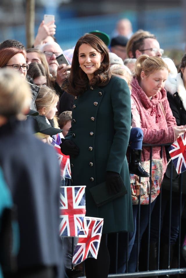 Royal visit to Sunderland