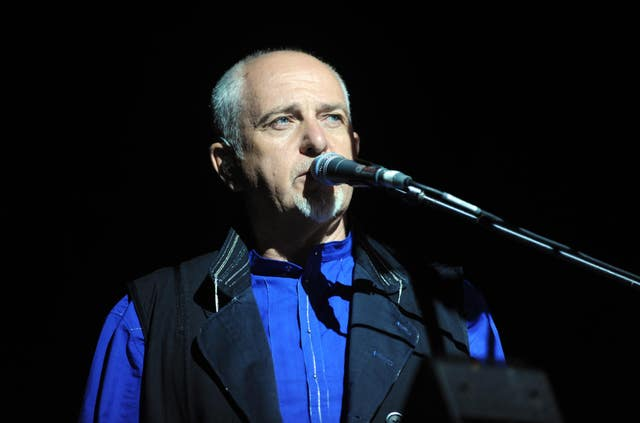 Peter Gabriel at Womad Festival 2009