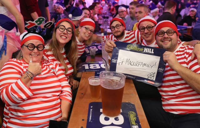 Where's Wally fancy dress
