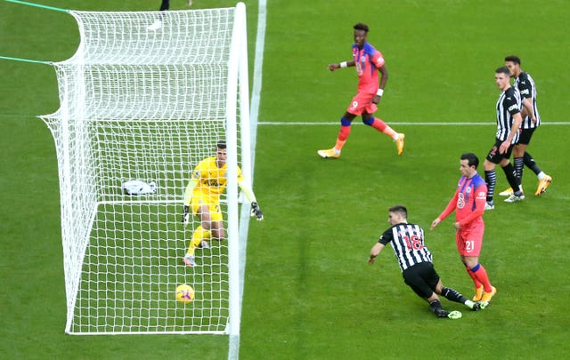 Brilliant Timo Werner assist helps Chelsea to comfortable win at Newcastle
