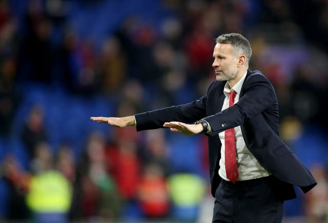 Ryan Giggs' side have reached only their third major tournament
