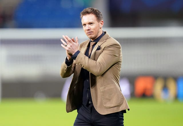 Julian Nagelsmann is a highly-rated young coach