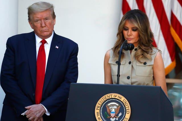 Trump National Day of Prayer