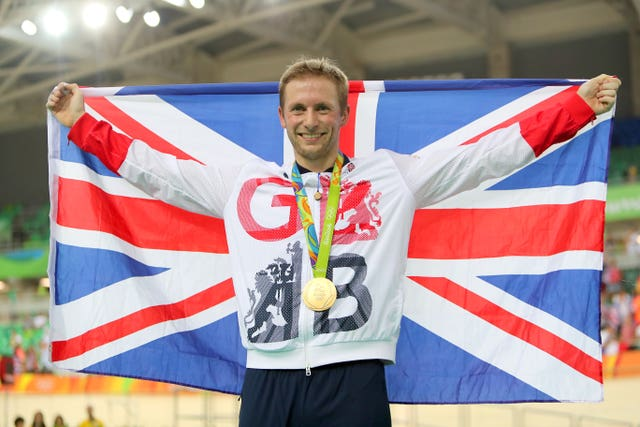 Jason Kenny retired after the 2016 Games but returned to the sport