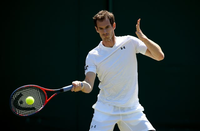 Andy Murray had announced he was going to retire after Wimbledon this summer
