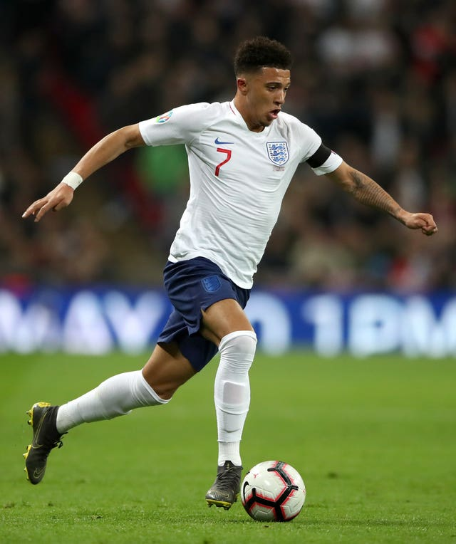 England v Czech Republic – UEFA Euro 2020 Qualifying – Group A – Wembley Stadium