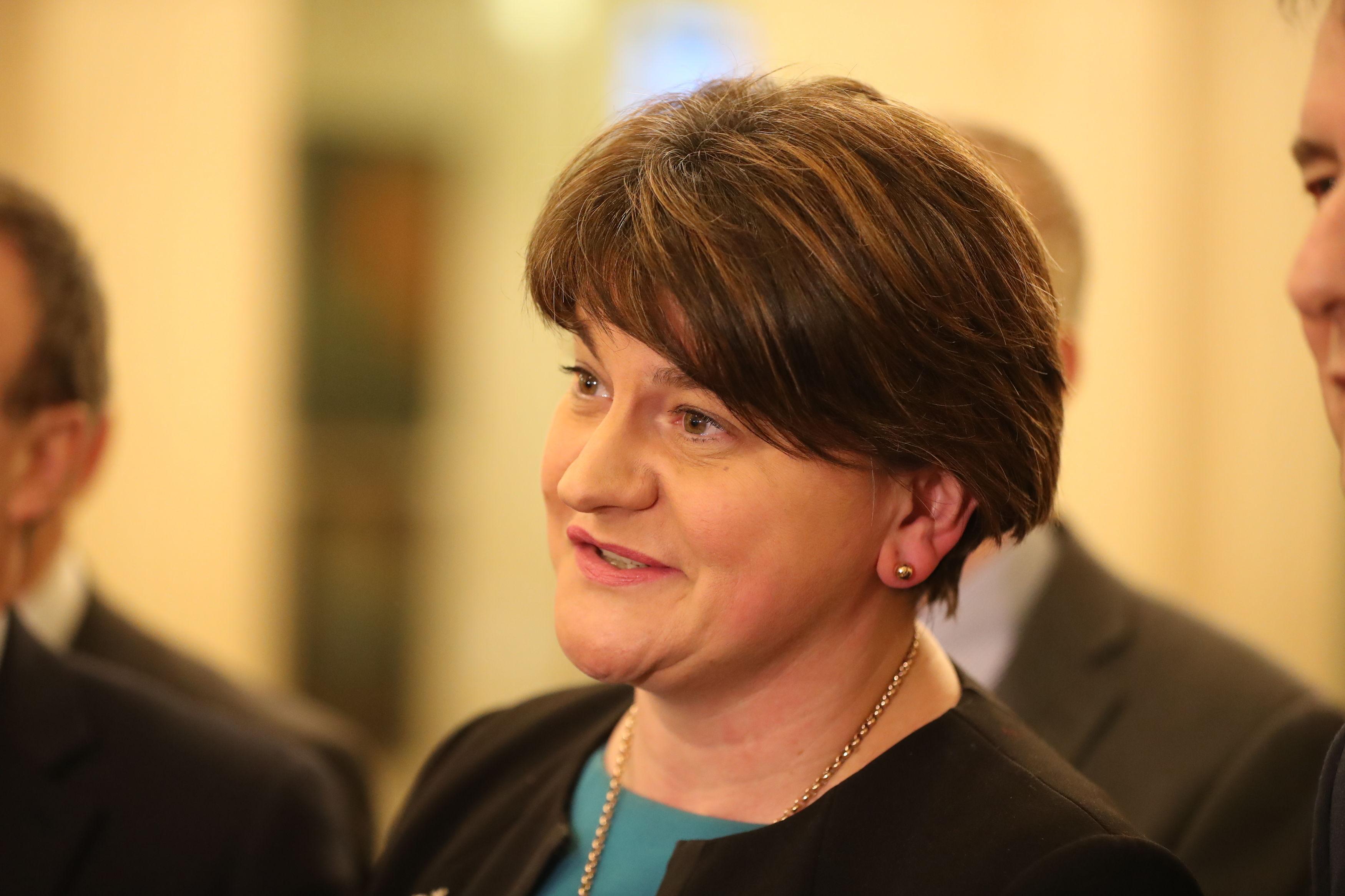 UK, Irish governments set for talks with Sinn Fein